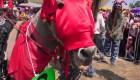 México: Burritos de Otumba festejan el Día del Trabajo