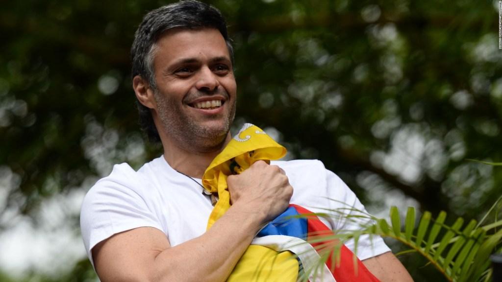 Padre de Leopoldo López habla del destino de su hijo