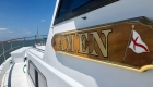El barco Amen salva a dos adolescentes que rezaban por sus vidas en alta mar