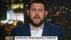 ¿Qué papel debe jugar Leopoldo López tras su liberación?