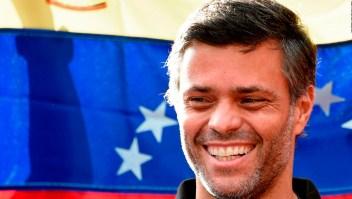 Lo que dijo Leopoldo López tras orden de captura