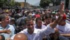 EE.UU. busca dinero para financiar al gobierno de Guaidó