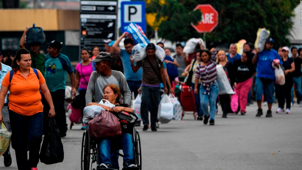 Colombia rectifica su postura sobre el origen del fenómeno migratorio de venezolanos