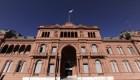 Gobierno de Argentina intenta frenar la incertidumbre económica