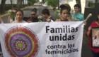 Piden acción contra los feminicidios en Jalisco, México