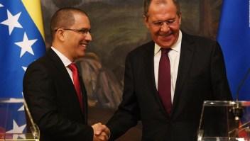 Rusia se planta contra EE.UU. por la situación en Venezuela