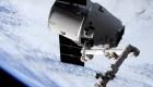 Cápsula Dragón llega a la Estación Espacial Internacional