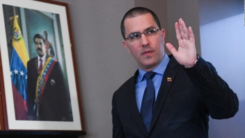 """venezuela elecciones EE.UU. Canciller Arreaza a EE.UU.: """"Suficiente con las amenazas"""""""
