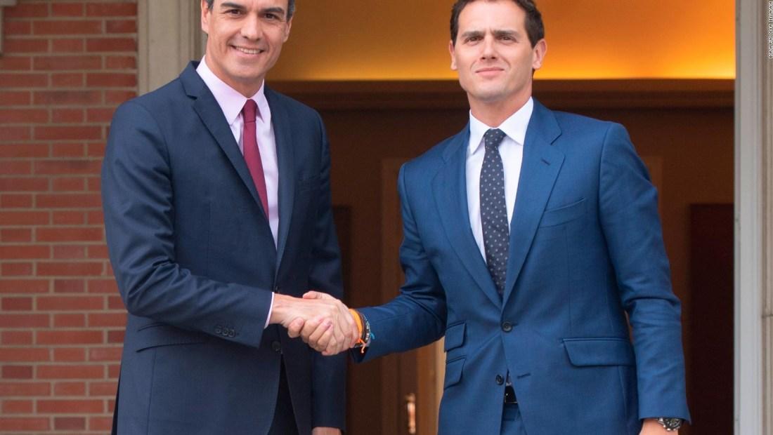 Ciudadanos no apoyará la investidura de Pedro Sánchez