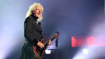Brian May propone un nuevo Live Aid para contrarrestar cambio climático
