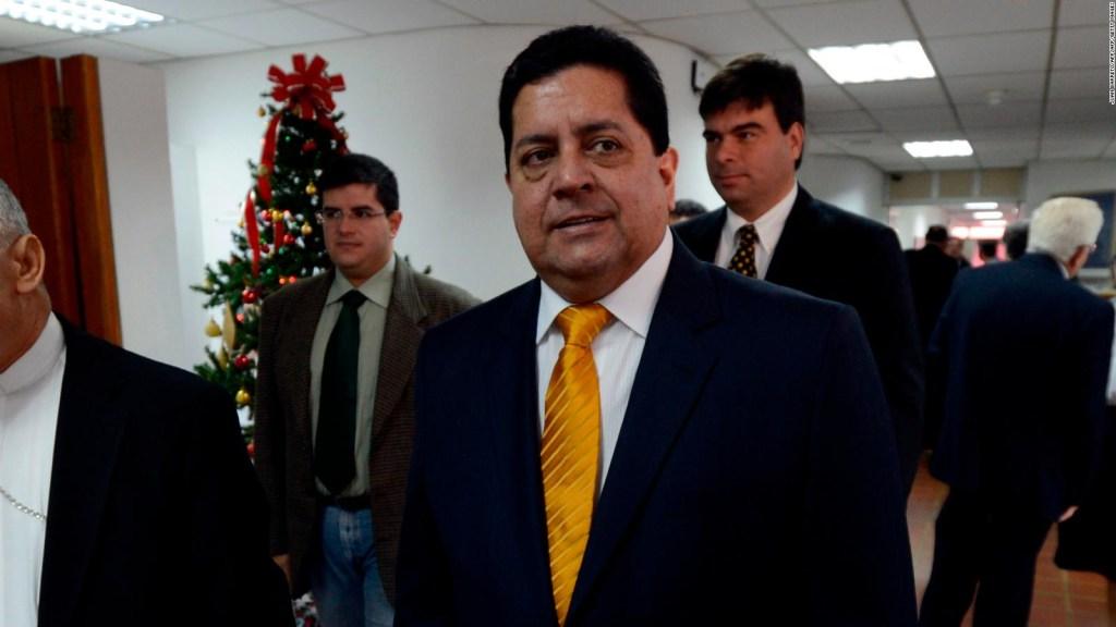Venezuela: detienen al vicepresidente de la Asamblea Nacional, Edgar Zambrano