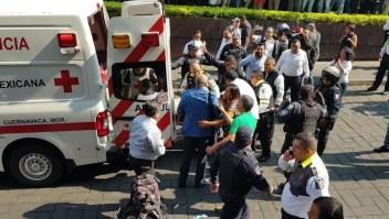 Ataque en Cuernavaca deja dos muertos