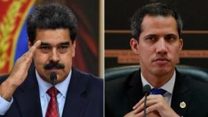 Guaidó dice que Maduro tiene miedo de arrestarlo