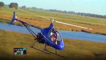 Helicópteros argentinos: Los modelos para uso personal