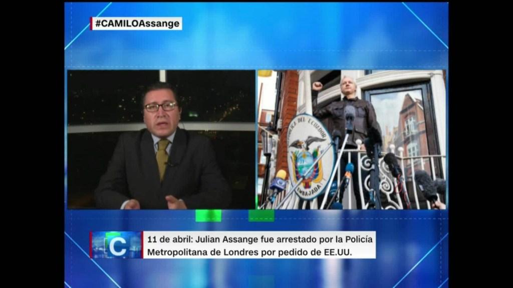 El abogado de Assange denuncia no saber de las pertenencias de su defendido