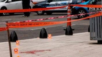 Capturan a presunto atacante de Héctor Olivares