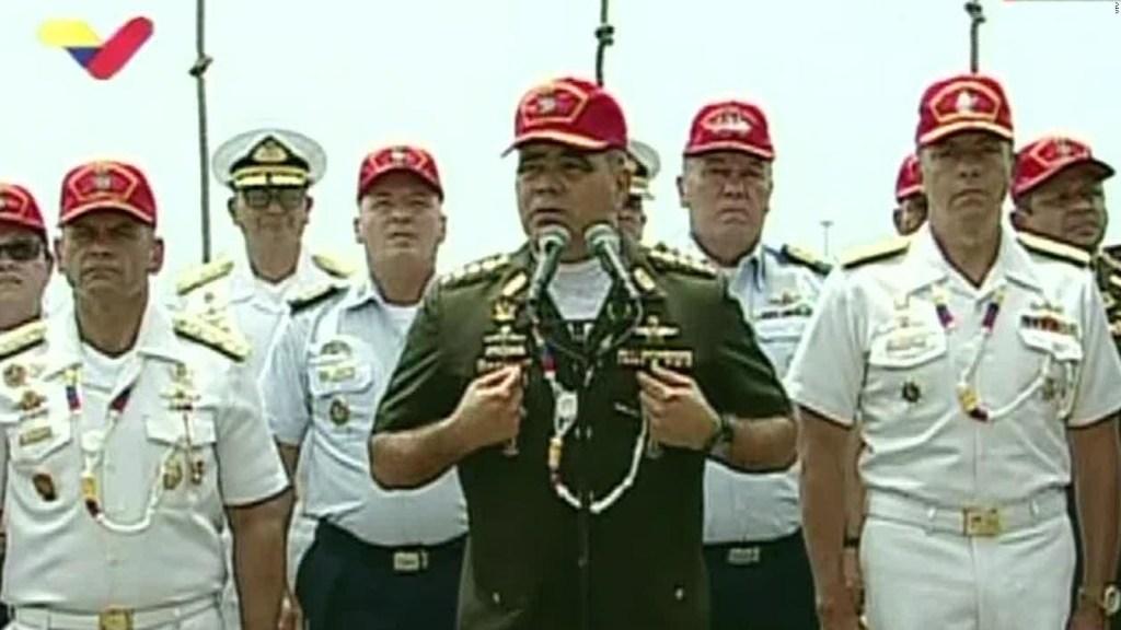 Padrino López: Enfrentamos una provocación de EE.UU.