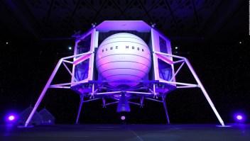 Blue Moon, la visión de Bezos para conquistar a la Luna