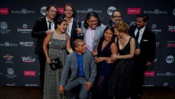 Roma, la gran ganadora en los premios Platino