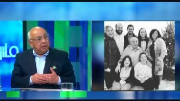 César Miguel Rondón agradece la existencia de su hija