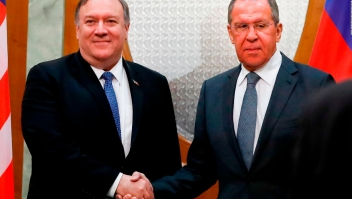 Rusia y Estados Unidos se reúnen para hablar de Irán y Venezuela