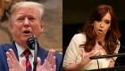 ¿Hay similitudes entre Trump y CFK?