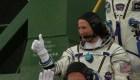 Primera mujer en la Luna, en 2024