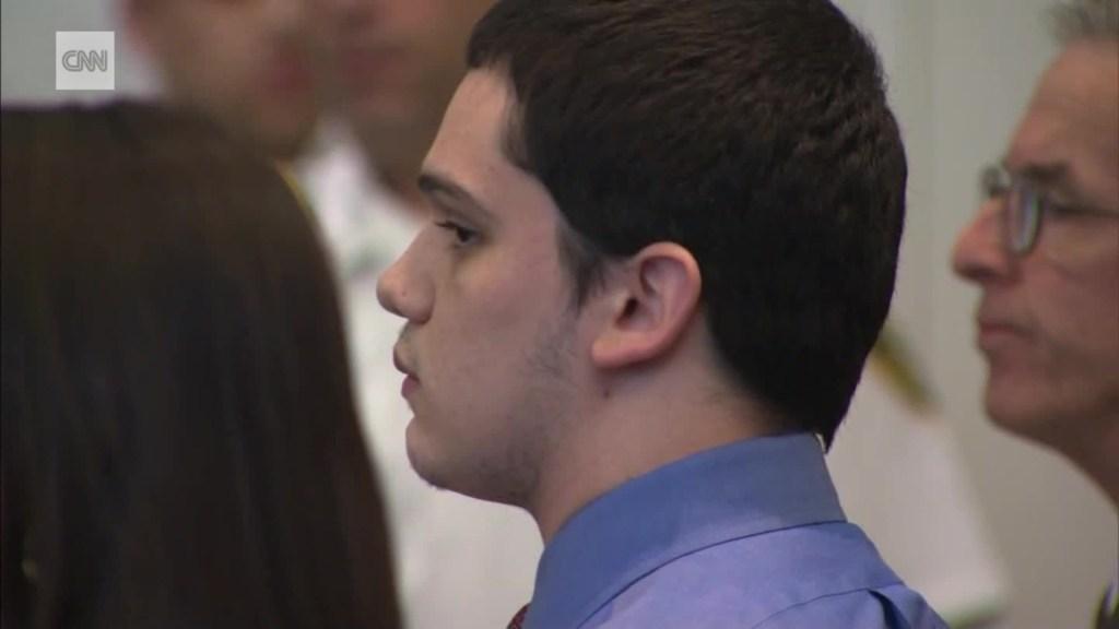 Mathew Borges, de Lawrence, Massachusetts, de 18 años, culpable de homicidio en primer grado por el asesinato en 2016 de Lee Manuel Villoria-Paulino.