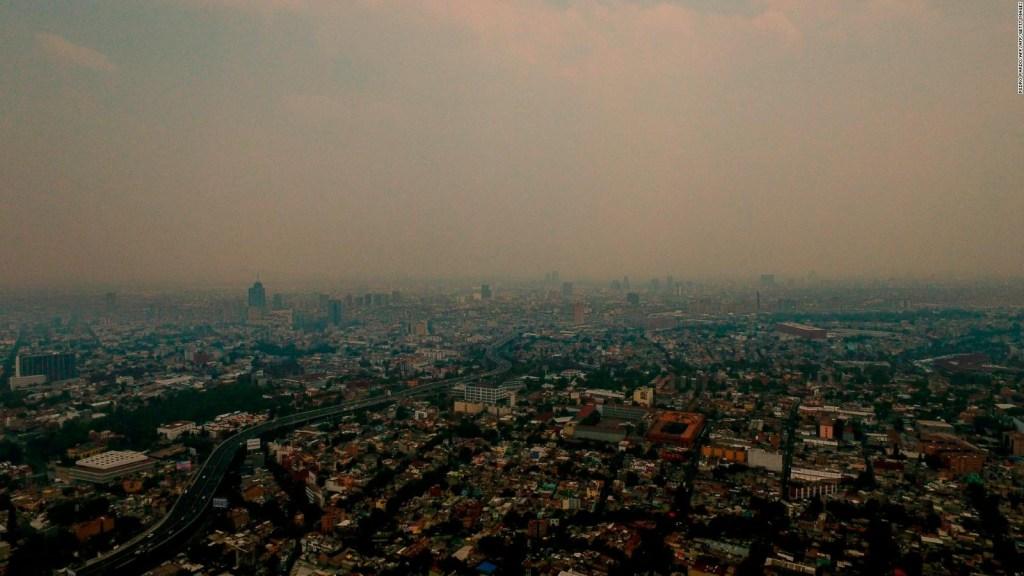 Así afecta el aire contaminado a los capitalinos