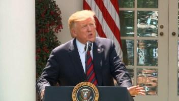 Trump presenta su plan inmigratorio