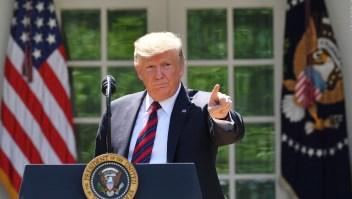 El plan de Trump para que el Congreso apruebe su plan inmigratorio