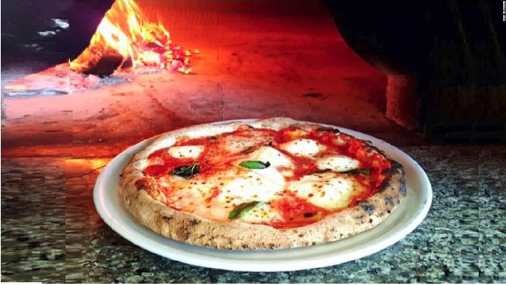 ¿Por qué es diferente la pizza napolitana de las otras pizzas?