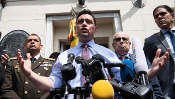 Reuniones entre la oposición de Venezuela y EE.UU.