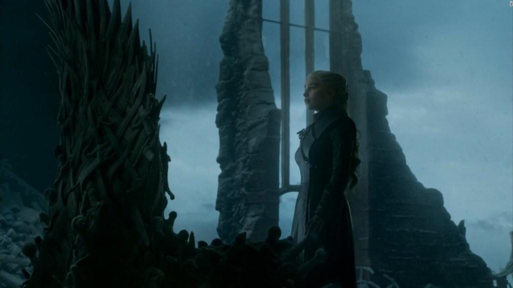 Más de 19 millones de espectadores siguieron el final de Games of Thrones