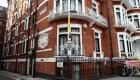Estados Unidos recibiría efectos personales del fundador de Wikileaks