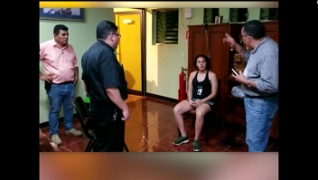 Liberan a joven opositora tras  retención de 48 horas