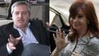 ¿Por qué Cristina F. de Kirchner busca la vicepresidencia?