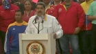 Maduro pide adelantar elecciones parlamentarias