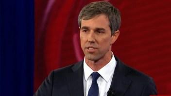 O'Rourke apoya inicio de juicio político contra Trump