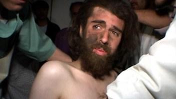 El llamado 'talibán americano' libre tras pagar condena