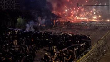 Violentas protestas en Indonesia por el triunfo electoral de Joko Widodo