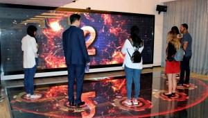 Atención robotizada en hoteles chinos