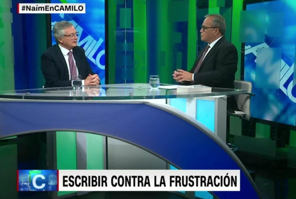 "Moisés Naím: ""Chávez perdió una gran oportunidad"""