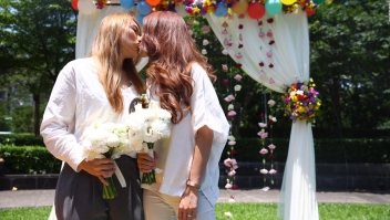 Primeros matrimonios del mismo sexo en Taiwán