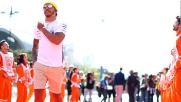 Lewis Hamilton y Mercedes van por el Gran Premio de Mónaco