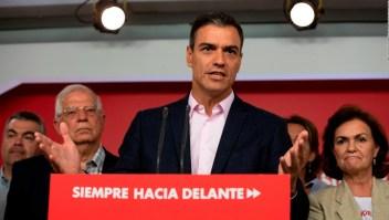 España: Triunfo del socialismo español en elecciones europeas.
