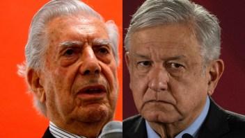 Vargas Llosa arremete contra López Obrador por populista