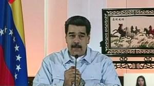 Venezuela: Nicolás Maduro pide prepararse para las elecciones presidenciales