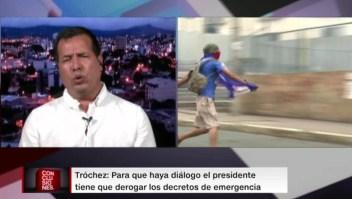 Honduras ofrece diálogo a los maestros