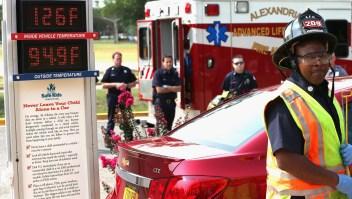 Golpes de calor: más de 36 niños mueren dentro de autos cada año en EE.UU.